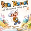 Run Marco! An andventurous coding game