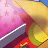 background coloring for animated tv commercial - digital