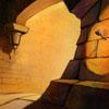 εκολίνα και τέμπερα - χρώμα για ντεκόρ τηλεοπτικής σειράς κινουμένων σχεδίων