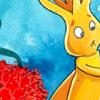 εικονογράφηση παιδικού βιβλίου, εκολίνα και τέμπερα