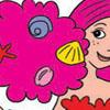 εικονογράφηση σειράς παιδικών εκπαιδευτικών βιβλιων - ψηφιακό
