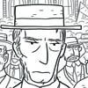 μελάνι για graphic novel - ψηφιακό